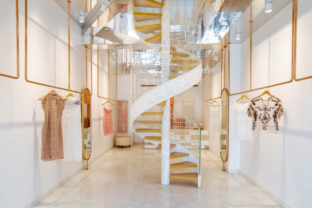 Interieur mit Mode